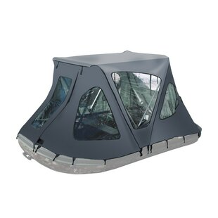 ALEKO Winter Canopy Boat Rain Sun Wind Snow Waterproof Covering 2 Person Tent