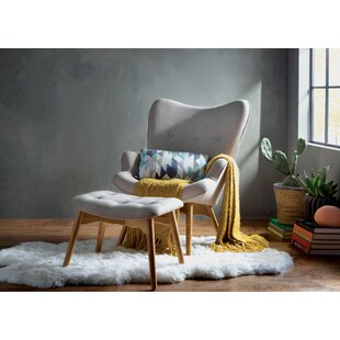Ali Wingback Chair by Corr..