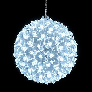 White LEDs Cherry Ball 100 Light Lamp Image