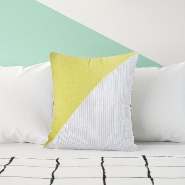 Color Block Pillow Wayfair Ca