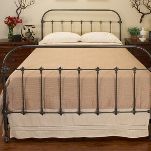 Hartford Panel Bed by Benicia Foundry and Iron Works