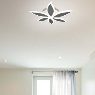 Northview 6-Light LED Semi Flush Mount by Orren Ellis