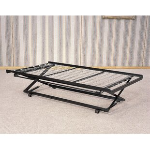 best service b9dfd e2c0f pop up trundle bed frame You'll Love in 2019 | Wayfair