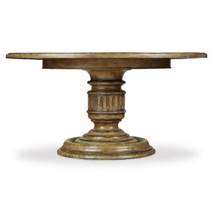 Great choice Auberose Solid Wood Dining Table By Hooker Furniture