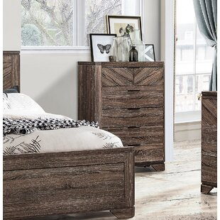Union Rustic Lyle 5 Drawer Chest