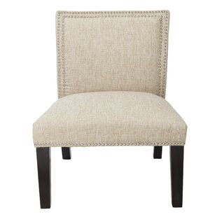 Charlton Home Heather Slipper Chair