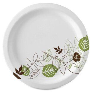 Heavy Weight Paper Plate (125 Per Pack) by Dixie Coupon