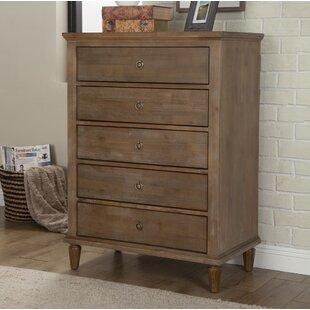 Shirke 5 Drawer Dresser