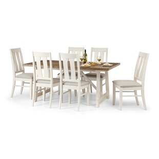 Seneca Dining Set With 6 Chairs By August Grove