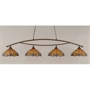 Astoria Grand Austinburg 4-Light Downlight Pool Table Light