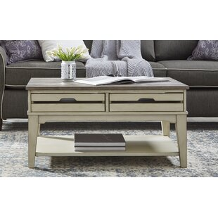 Hawthorne Coffee Table with Storage