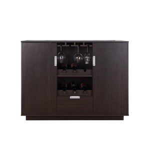 Modern Wine Bar Cabinets Allmodern