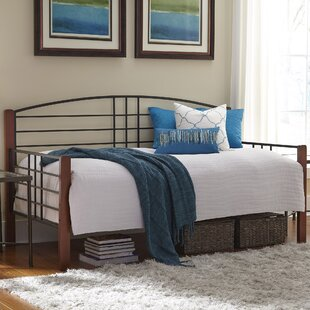 Latitude Run Hollie Metal Daybed