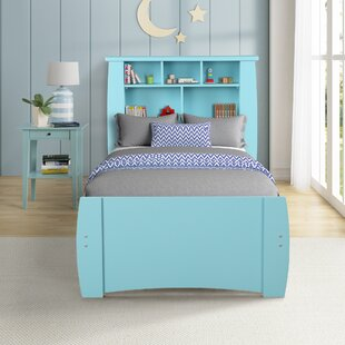 Pons Twin Platform Bed by Zoomie Kids