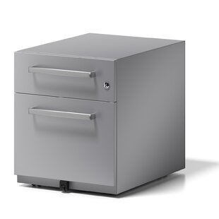 Note 2 Drawer Filing Cabinet By Bisley