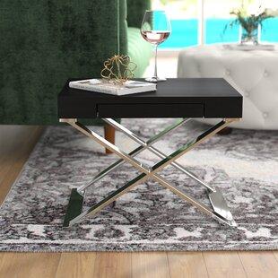 Roreti End Table With Storage
