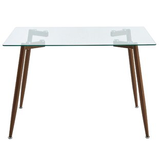 May Contemporary Dining Table by Wrought Studio #1