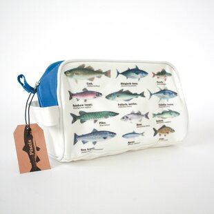 Ecologie Fish Laundry Bag By Symple Stuff