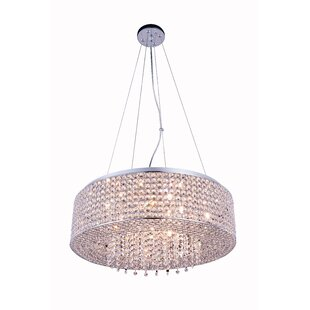 House of Hampton Anglesey 10-Light Pendant