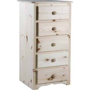Douglas Lingerie 5 Drawer Chest
