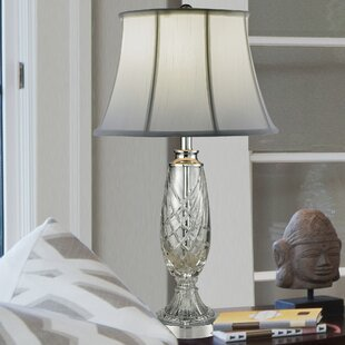 Cortez Crystal 28 Table Lamp