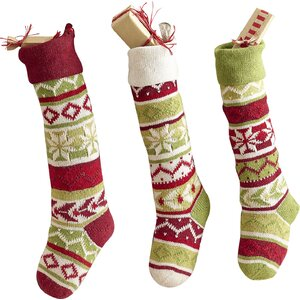 Fairisle Stocking