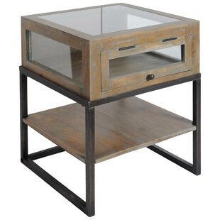 Landis End Table by Ivy Bronx