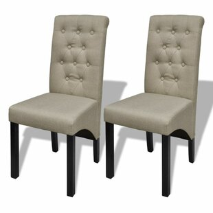 Matos Upholstered Dining Chair (Set of 2)..