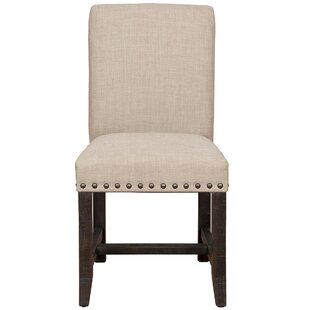 Haslingden Upholstered Dining Chair by Gracie Oaks