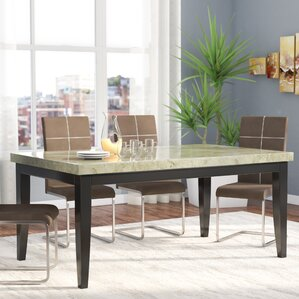 Chloe Dining Table by Latitude Run