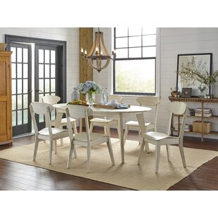 Mercy 7 Piece Dining Set Gracie Oaks