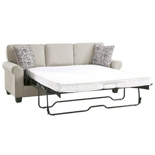 Price Check Torbert Wooden Sofa Bed by Darby Home Co Reviews (2019) & Buyer's Guide