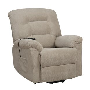 August Grove Bescott Power Lift Assist Recliner