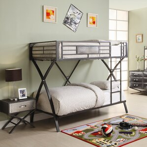 Spaced Out Slat Configurable Bedroom Set by Woodhaven Hill