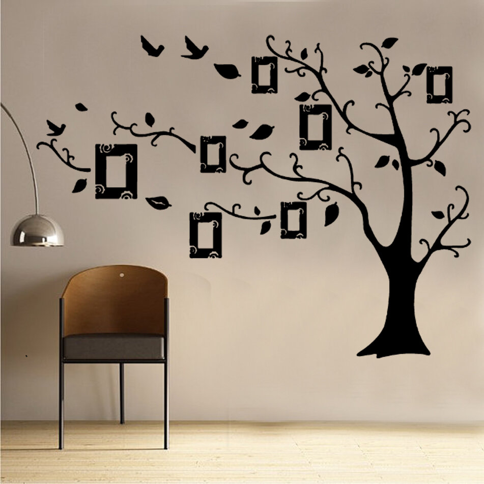 Get the Wall Stickers That Will Suit Your Home and Style: