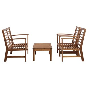 O'Brien 2 Seater Dining Set By Sol 72 Outdoor