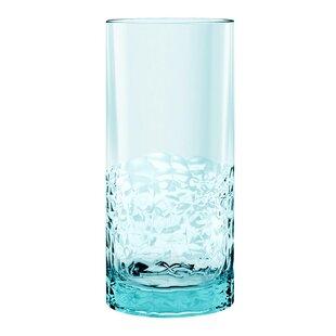 Cube 426ml Plastic Highball Glass (Set Of 4) By Tar Hong