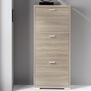 6 Pair Shoe Storage Cabinet By Ebern Designs