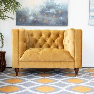 Brette Ector Armchair by Everly Quinn