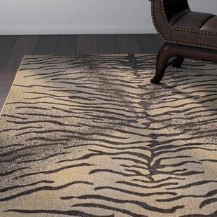 Catori Light Black/Natural Indoor/Outdoor Area Rug
