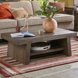 Magaw Coffee Table Union Rustic
