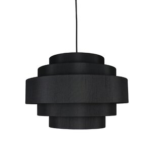 Palladio 5-Tier 1-Light Drum Pendant
