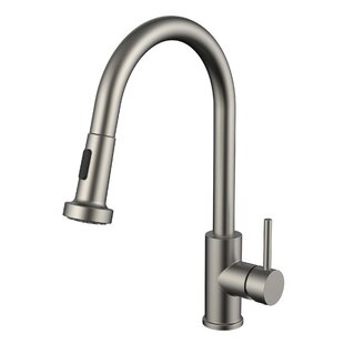 Premium Quality Modern Pull Down Single Handle Kitchen Faucet