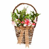 Artificial Mixed Floral Arrangements and Centerpieces in Basket by August Grove®
