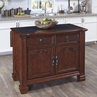 Plains Kitchen Island Astoria Grand