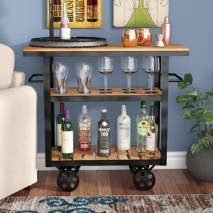 Livingston Bar Cart by Trent Austin Design