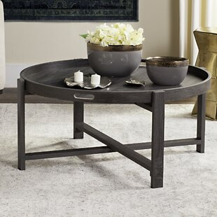 Casady Coffee Table with Tray Top