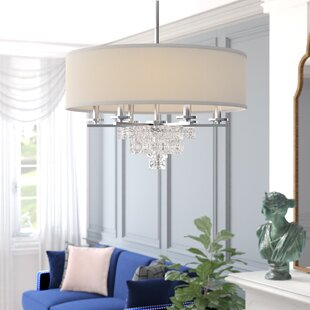 Willa Arlo Interiors Claridge 6-Light Cha..