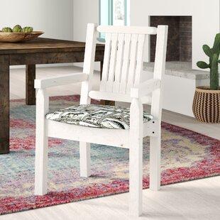 Abella Rustic Arm Chair