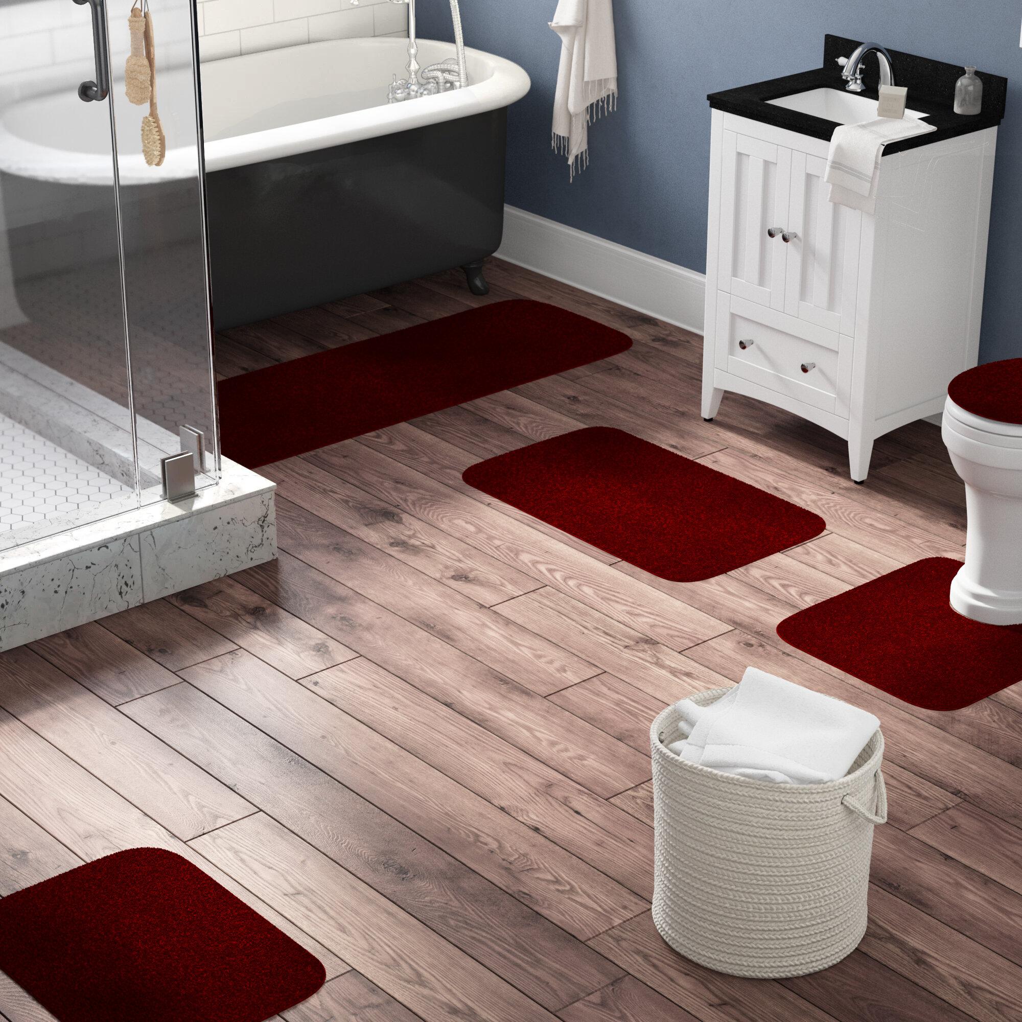 Bathroom Rugs And Mats | Wayfair